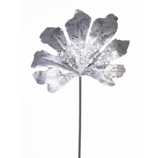 Glitter Tak Aralia Zilver 55 Cm Knuffelparadijs kopen