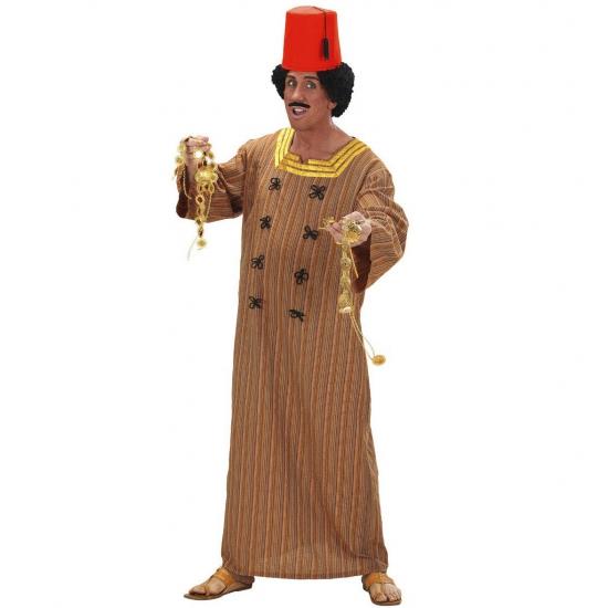 Marrokaanse tuniek kostuum. dit kostuum is gebaseerd op de marrokaanse kleding cultuur. bestaand uit een ...