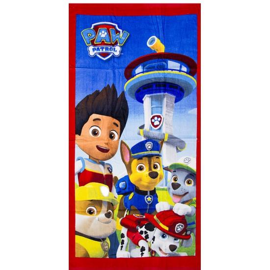 Kinder handdoek Paw Patrol thumbnail