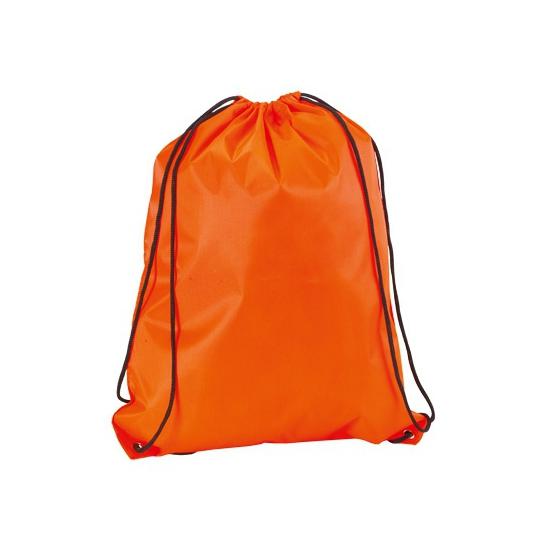 Neon Oranje Gymtas Met Rijgkoord Knuffelparadijs kopen