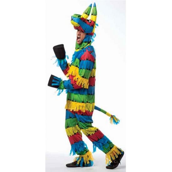 Pinata kostuum voor volwassenen. pinata kostuum voor volwassenen. maat : one size (m/l).