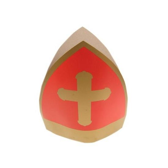Sinterklaas hoed voor kinderen thumbnail