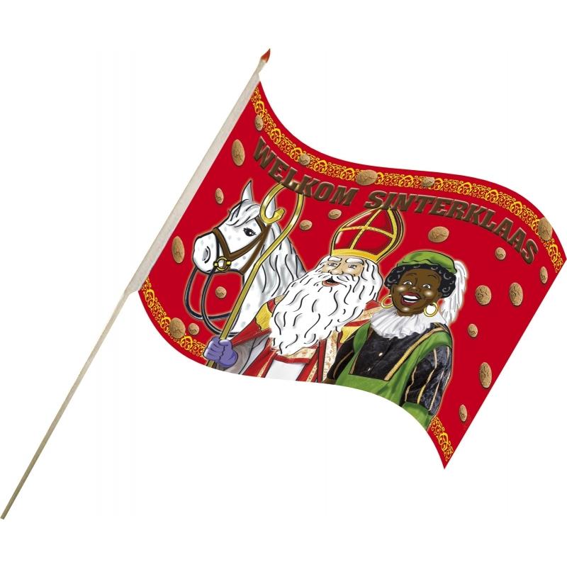 Sinterklaas intoch zwaaivlaggetjes thumbnail