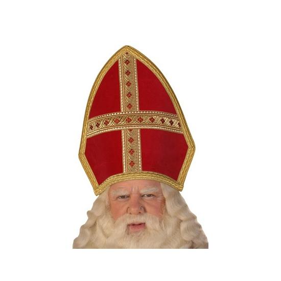 Sinterklaas Luxe Sinterklaas mijter thumbnail