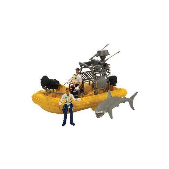 173008716Speelgoed reddingsboot met haai