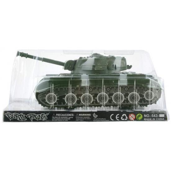 173008711Speelgoed tank met camouflage