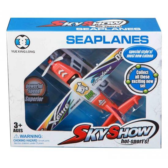 185178137Speelgoed watervliegtuig 24 cm