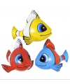 Opblaas vissen decoratie
