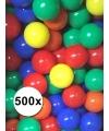 Speelballen voor in de ballenbak
