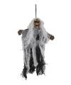 Spookje hangend aan touw 25 cm