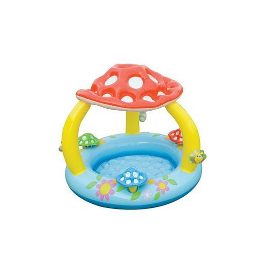 Klein paddenstoel zwembadje voor babys bestellen voor  u20ac 14 95 bij het Knuffelparadijs