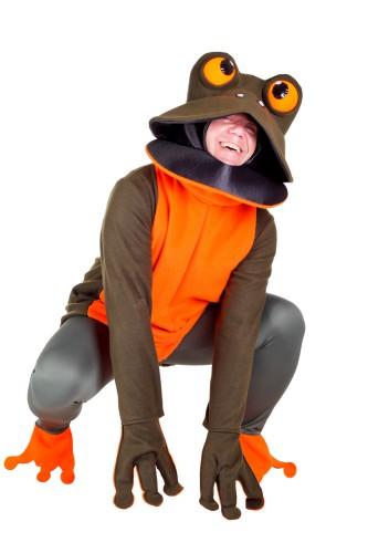 kostuum kermit de kikker