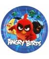Angry birds bordjes 8 stuks karton