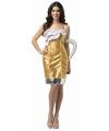 Feest bierglas verkleedoutfit voor dames
