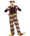 Clowns verkleedkleding volwassenen