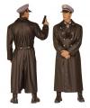 Lange soldaten jas Tweede Wereldoorlog