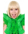 180 cm lange groene boa