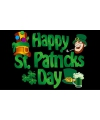 St. Patricksday gevelvlag