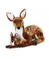 Grote hert knuffel Bambi 68 cm
