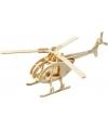Kinderspeelgoed 3D puzzel helicopter