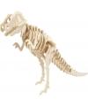 Houten bouwpakket T-Rex 3D met app