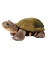 Knuffel landschildpad 28 cm