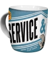Mok service en repair 33 cl