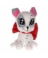 Disney Dalmatier hondje knuffel 17 cm
