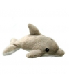 Dolfijnen knuffels sleutelhanger 10 cm