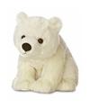 Pluche ijsberen knuffel 30 cm