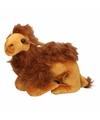 Pluche kamelen knuffels 30 cm