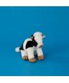 Koeien knuffels 15 cm