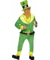 Ierse dwerg kostuum groen