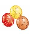 Winnie de Poeh ballonnen set van 5