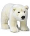 Staande ijsbeer knuffel 31 cm
