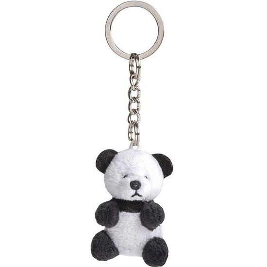 Beren sleutelhanger panda 6 cm