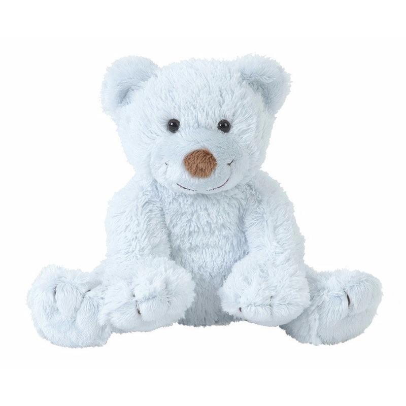 Boogy pluche knuffel blauw 24 cm