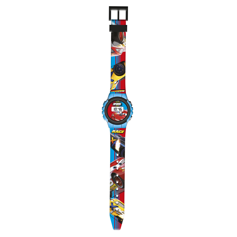 Disney Cars Race digitaal horloge voor jongens