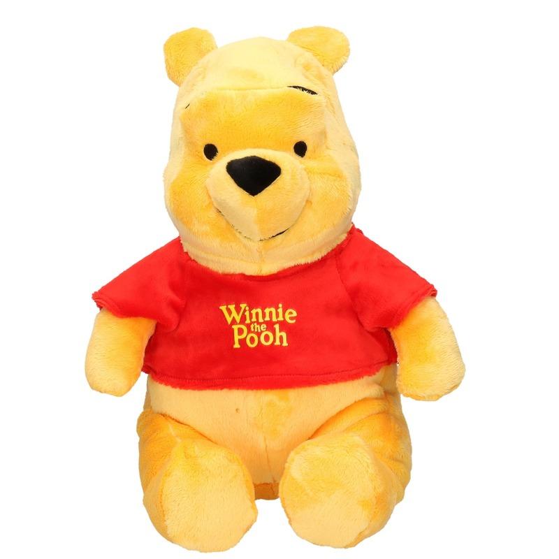 Afbeelding: Disney Winnie the Pooh knuffel 43 cm speelgoed