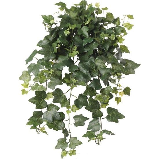 Groene Hedera Helix/klimop kunstplant 65 cm voor buiten