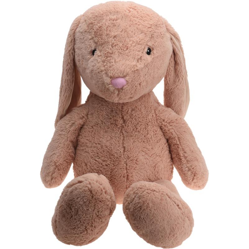 Afbeelding: Grote pluche konijn/haas knuffel van 95 cm