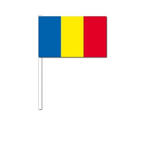 Handvlag Roemenie 12 x 24 cm