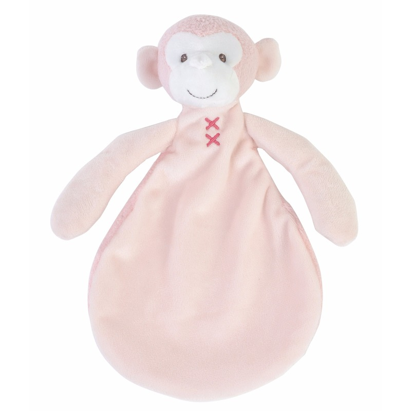 Pluche apen knuffeldoekje Marly 26 cm bestellen voor € 7.99