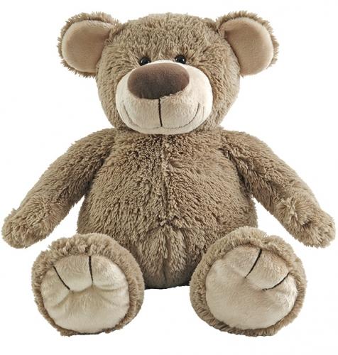 Knuffel beren pluche 40 cm Bella