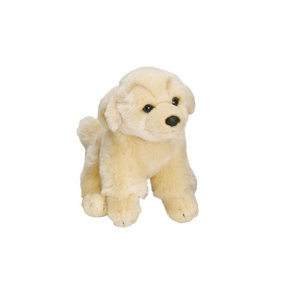 Labrador hond knuffeldier 20 cm