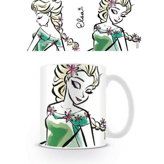 Mok Elsa uit Frozen