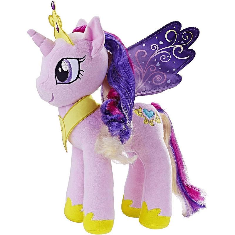 My Little Pony speelgoed artikelen pony/paard knuffelbeest Cadance 35 cm
