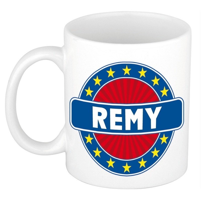 Namen koffiemok / theebeker Remy 300 ml