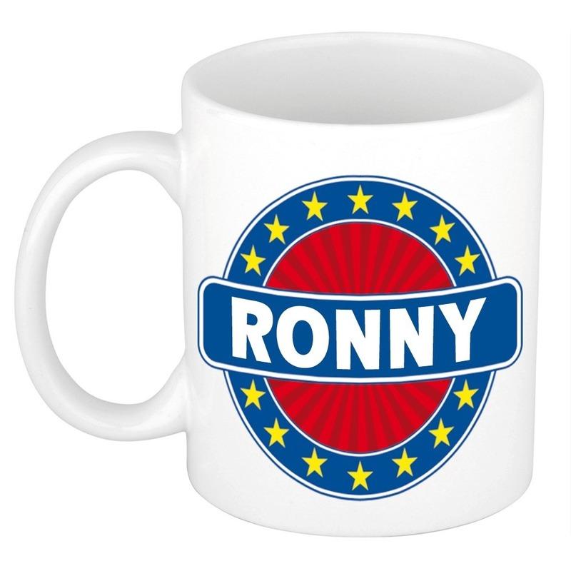 Namen koffiemok - theebeker Ronny 300 ml