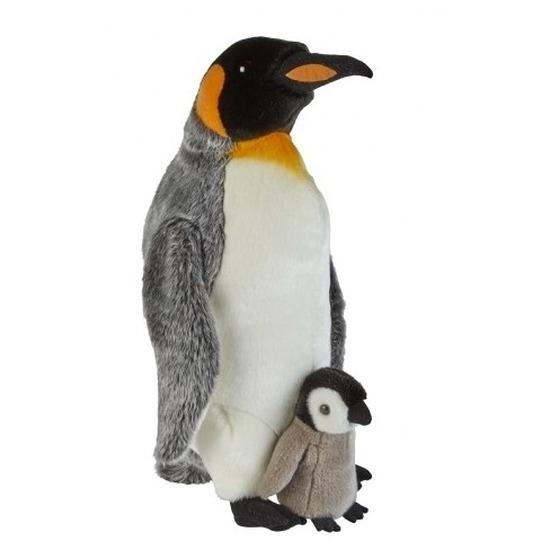 Pinguins speelgoed artikelen pinguin knuffelbeest 50 cm